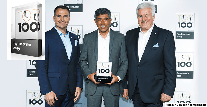 """Top 100"" Innovationspreis"