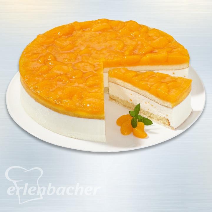 Erlenbacher Mandarinen Kase Sahne Torte