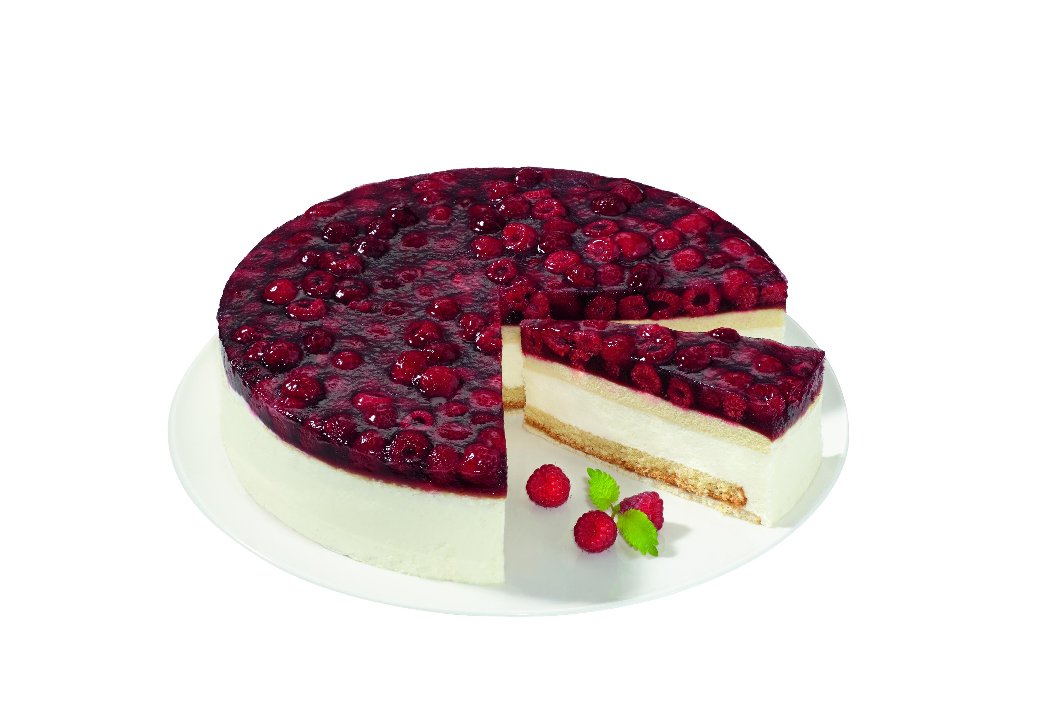Erdbeer sahne torte einfrieren