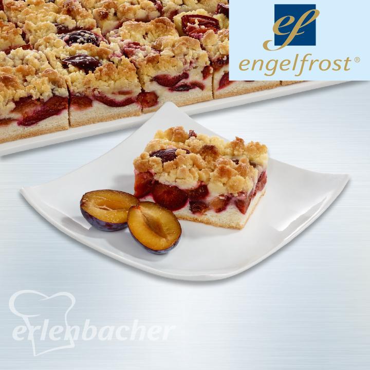 Erlenbacher Pflaumen Streusel Kuchen