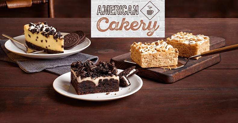 American Cakery - Let us inspire you!