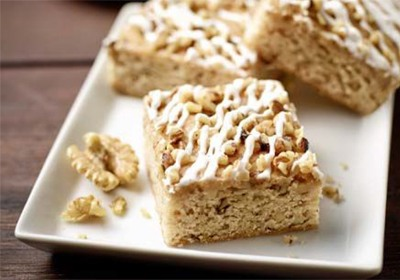 "Maple Walnuts"" Blondie"